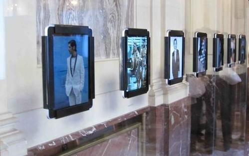 dg ipad display